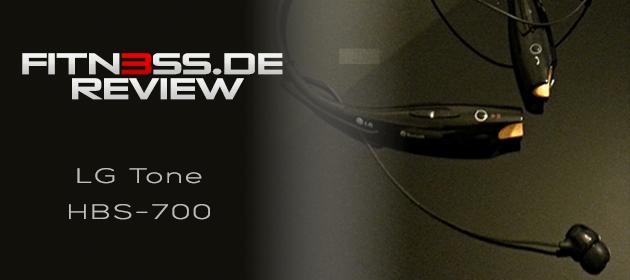 LG Tone HBS-700 Bluetooth Stereo Headset