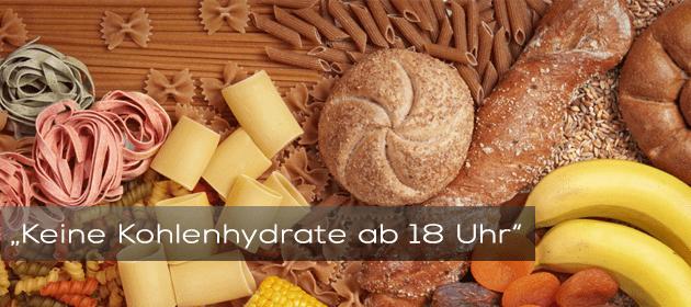 Keine Kohlenhydrate ab 18 Uhr – Was steckt dahinter?
